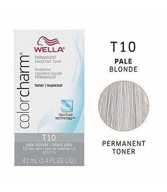 Wella Color Charm - Pale Blonde ( T10 )
