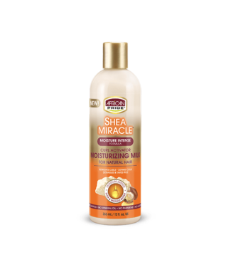 African Pride Shea Miracle Curl Activator Moisturizing Milk