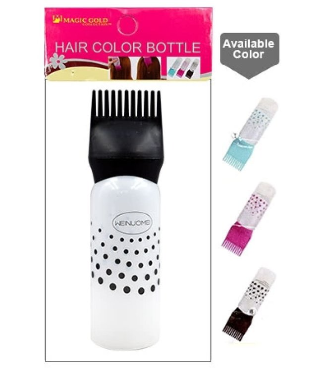 Magic Collection Hair Colouring Bottle