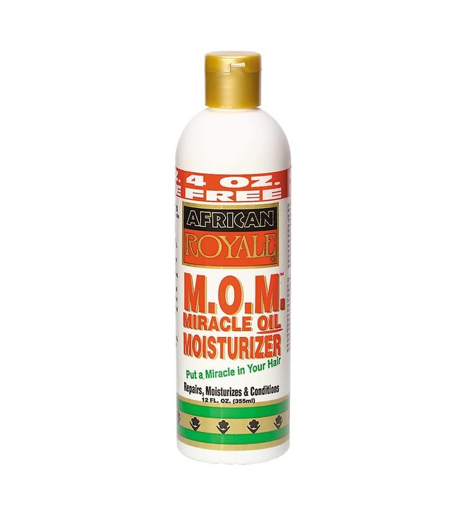 African Royale M.O.M. Miracle Oil Moisturizer