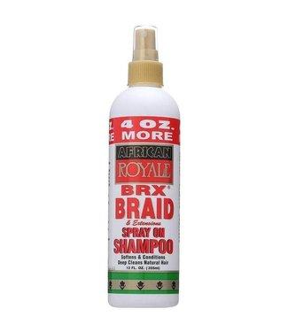 African Royale African Royale BRX Braid Shampoo (12oz)