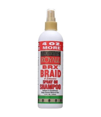 African Royale African Royale BRX Braid Shampoo