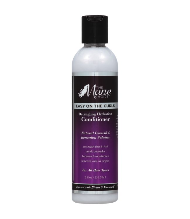 The Mane Choice Easy on the Curls Detangling Conditioner - 8oz