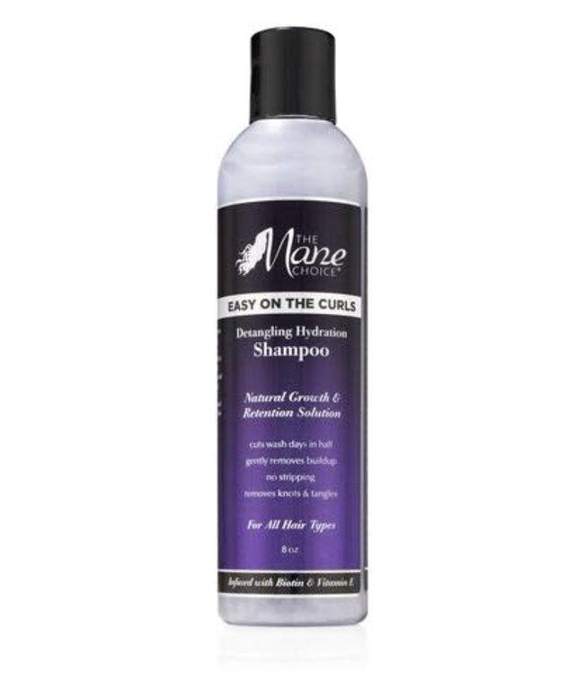 The Mane Choice Easy on the Curls Shampoo - 8oz