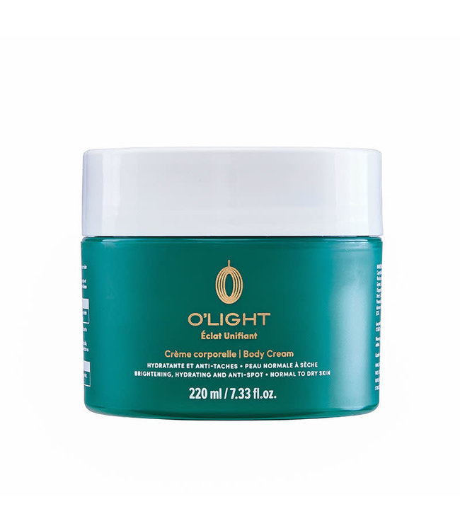 O'LIGHT Hydrating and Anti-Spot Body Cream