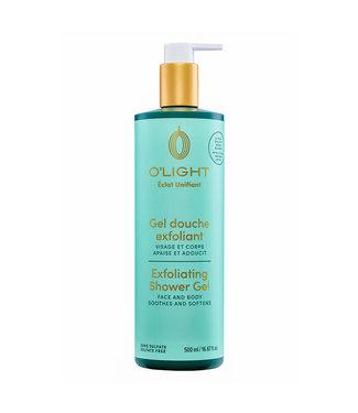 O'LIGHT Exfoliating Shower Gel