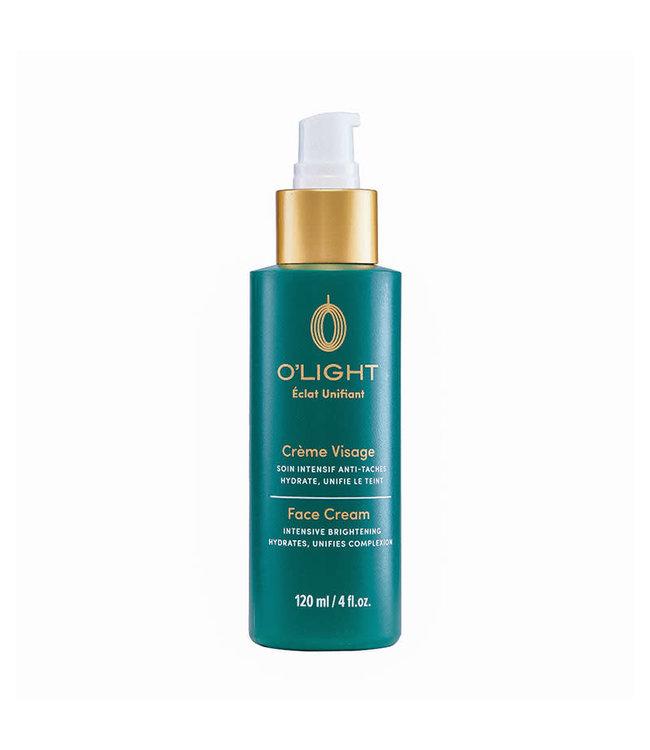 O'LIGHT Crème visage soin intensif anti-taches