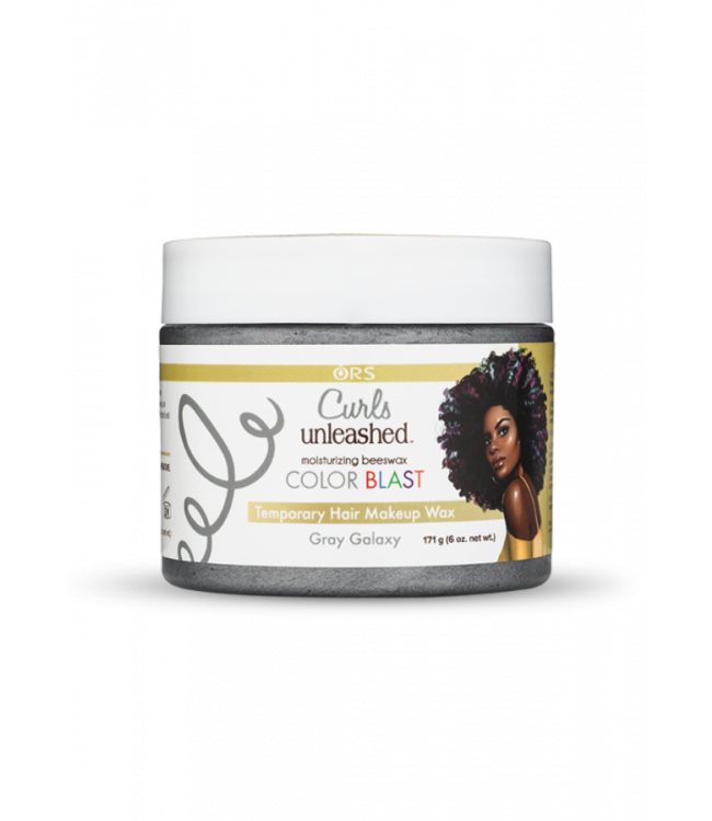 Organic Root ORS Curls Unleashed Color Blast (6oz) - Gray Galaxy