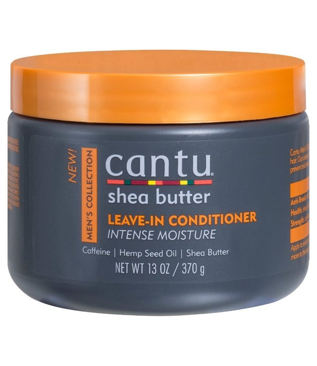 Cantu Men's Collection Shea Butter Leave-In Conditioner (13oz)