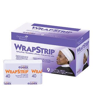 Sanek WrapStrip - Styling Strips (white)