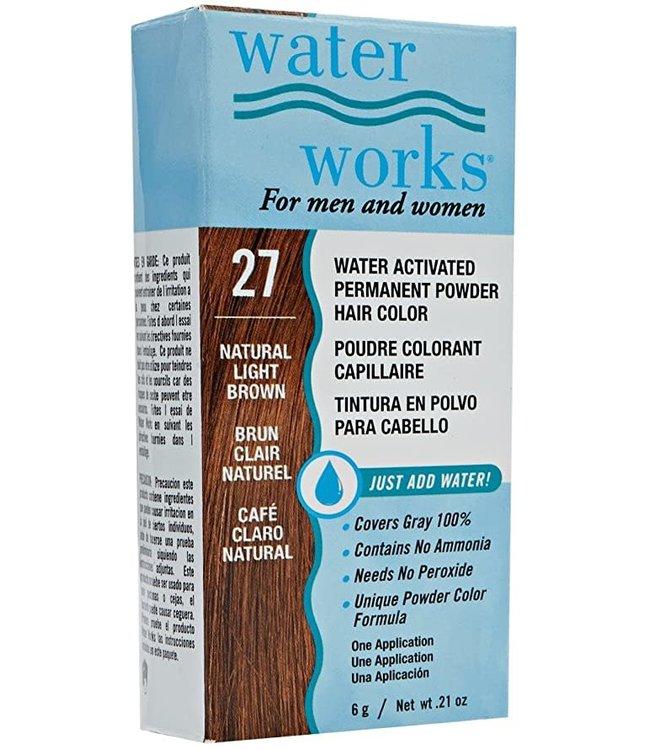 Water Works Light Brown #27