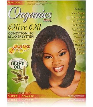 Africa's Best Organic Olive Oil Twin Kit Super (Coarse)