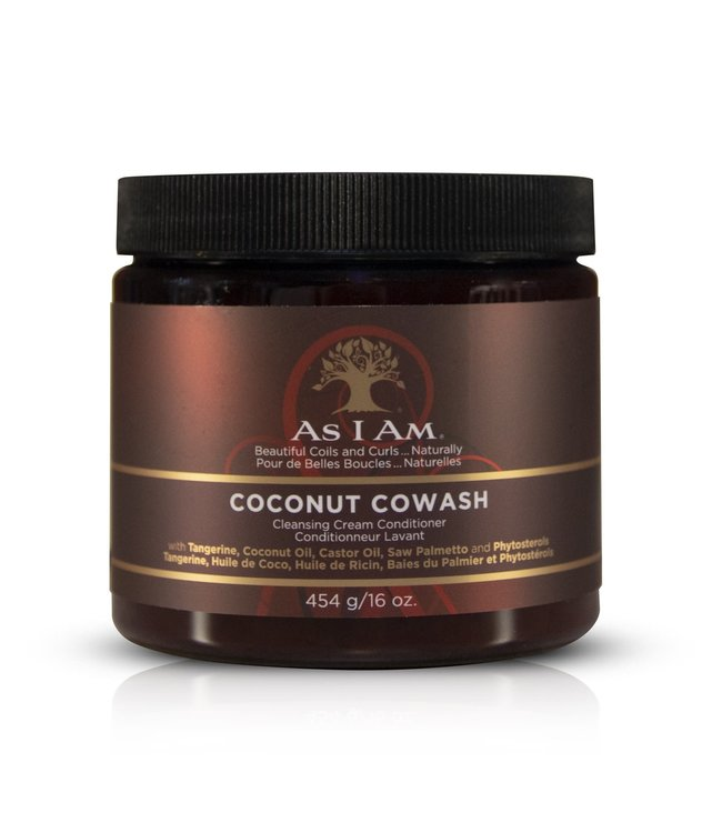 As I Am Coconut Co-Wash (16oz)