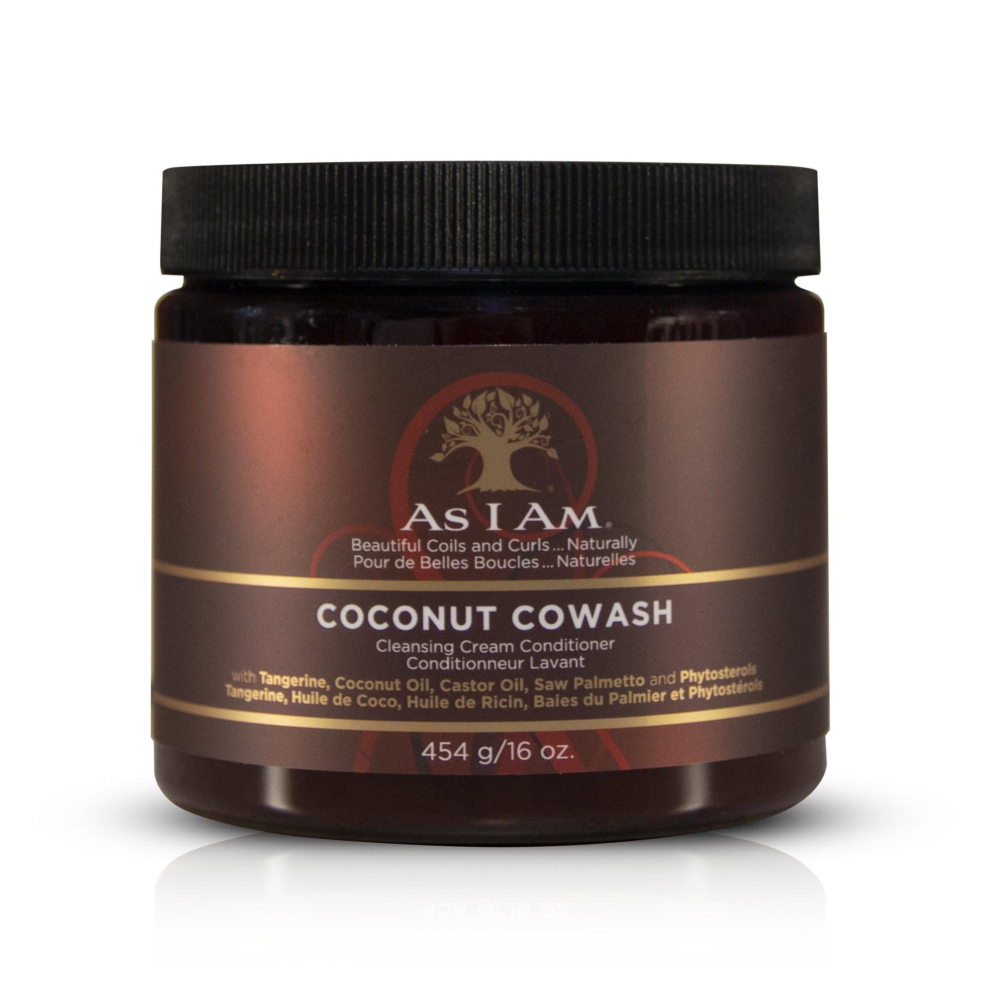 As I Am - Coconut CoWash (Conditionneur Lavant)