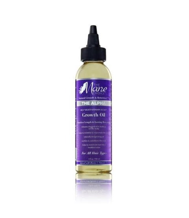The Mane Choice Multi-Vitamin Growth Oil (4oz)