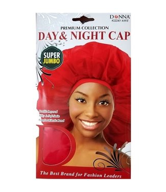 Donna Satin Bonnet/Sleep Cap 22243