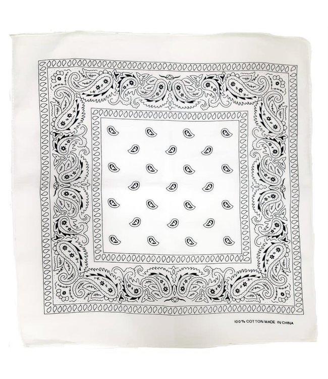 Magic Collection Bandana 91680 White