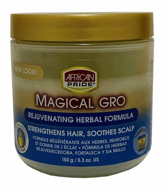 African Pride Magical Gro - Rejuvenating Herbal Formula (5.3oz)