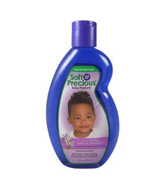 Soft & Precious 2-in-1 Shampoo (10oz)