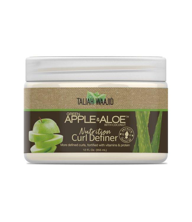 Taliah Waajid Green Apple & Aloe Curl Definer 12oz