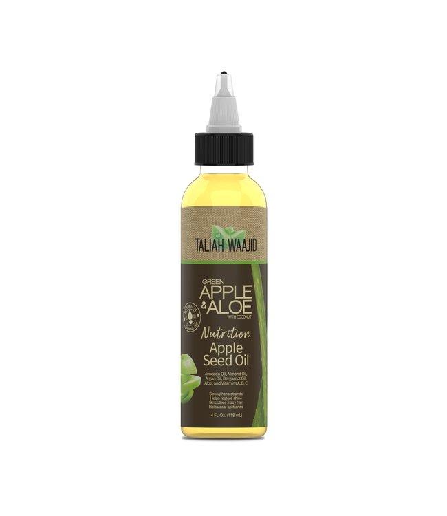 Taliah Waajid Green Apple & Aloe Nutrition Apple Seed Oil 4oz
