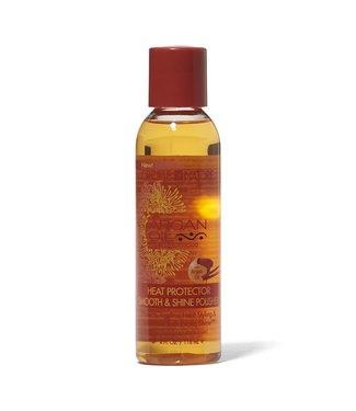 Creme Of Nature Argan Oil Heat Protector Smooth & Shine Polisher 4oz