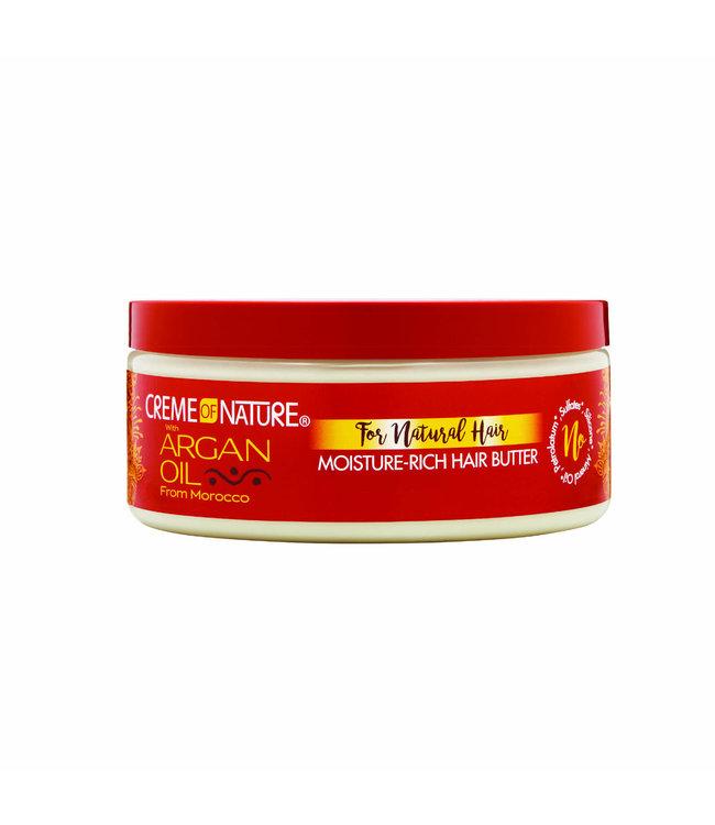 Creme Of Nature Argan Oil Moisture-Rich Hair Butter 7.5oz