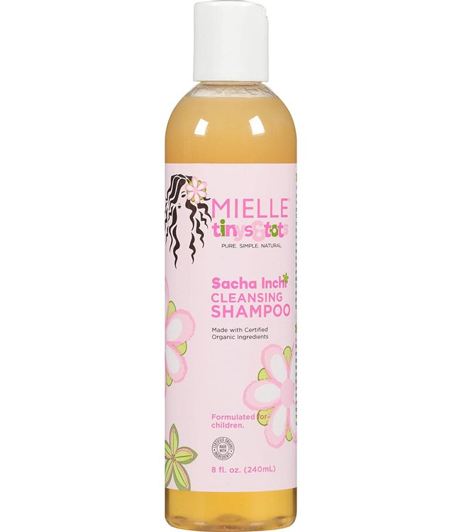 Mielle Tinys & Tots Sacha Inchi Cleansing Shampoo (8oz)
