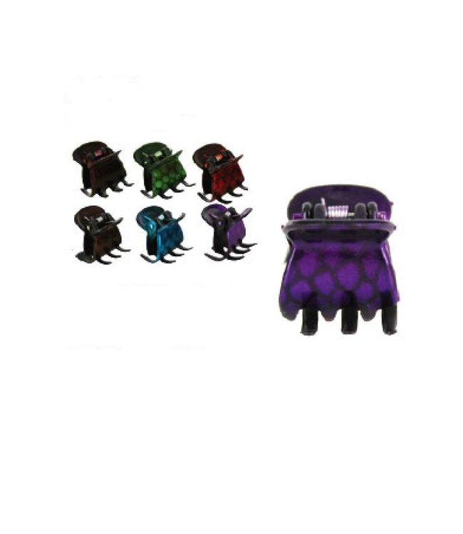 Magic Collection Mini Butterfly Clip - Assorted Colors (3046)