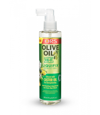 Organic Root Olive Oil Fix-It Liquid Fix Spritz Gel 6.8oz