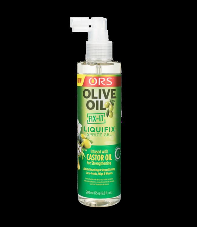 Organic Root Olive Oil Fix-It Liquid Fix Spritz Gel 6.8oz