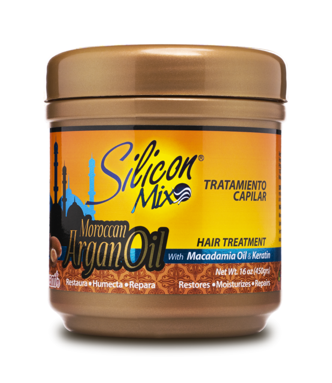 Avanti Silicon Mix Moroccan Argan Oil Hair Treatment (16oz)