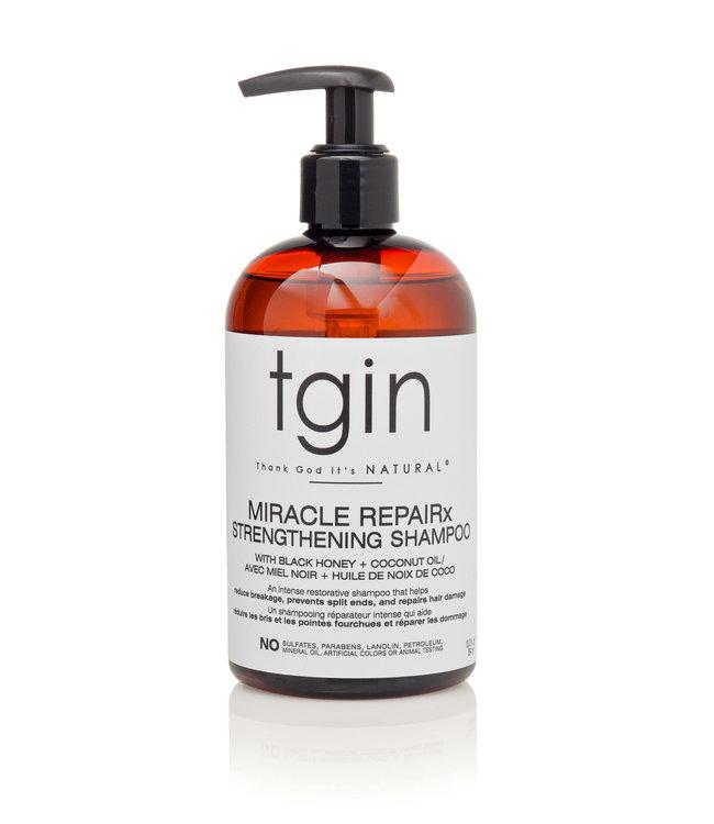 TGIN Miracle Repairx - Strengthening Shampoo (13oz)