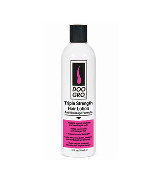 Doo Gro Triple Strength Hair Lotion - Anti-Breakage Formula (12oz)
