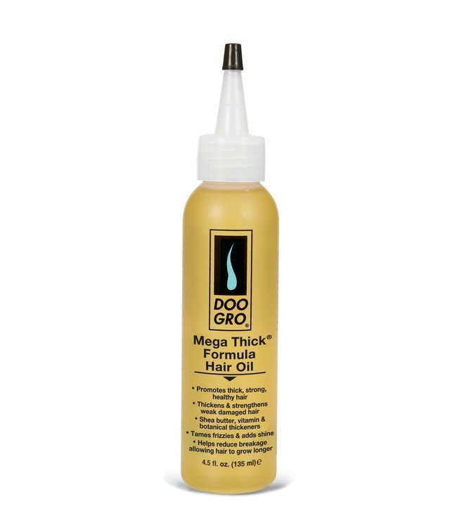 Doo Gro Mega Thick Formula Hair Oil 4oz