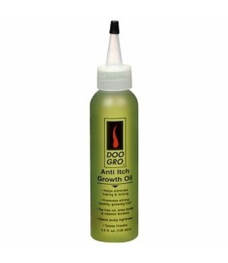 Doo Gro Anti Itch Growth Oil 4.5oz