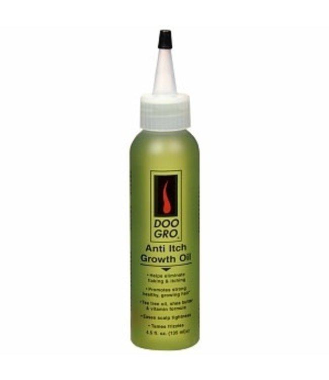 Doo Gro Anti Itch Growth Oil 4.5oz