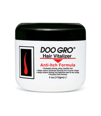 Doo Gro Hair Vitalizer Anti-Itch Formula (4oz)