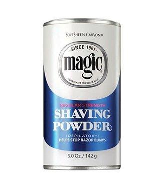 Magic Shave Shaving Powder Blue 4.5z