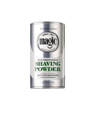 Magic Shave Skin Conditioning Shaving Powder Plat 4.5oz