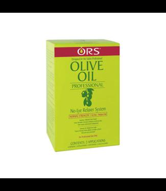 Organic Root ORS Système Cheveux Défrisant Sans Soude (2 applications) - Force Normale