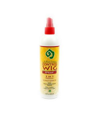 African Essence Control Wig Spray 3 in 1 Formula (12oz)