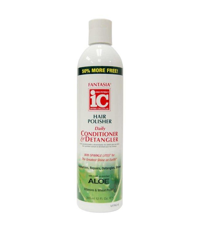 Fantasia IC Hair Polisher Daily Condioner & Detangler 12oz