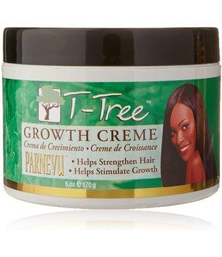 Parnevu T-Tree Growth Creme 6oz