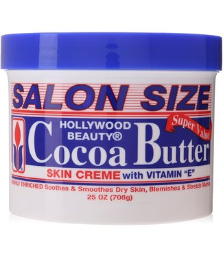 Hollywood Beauty Cocoa Butter Skin Creme 25oz