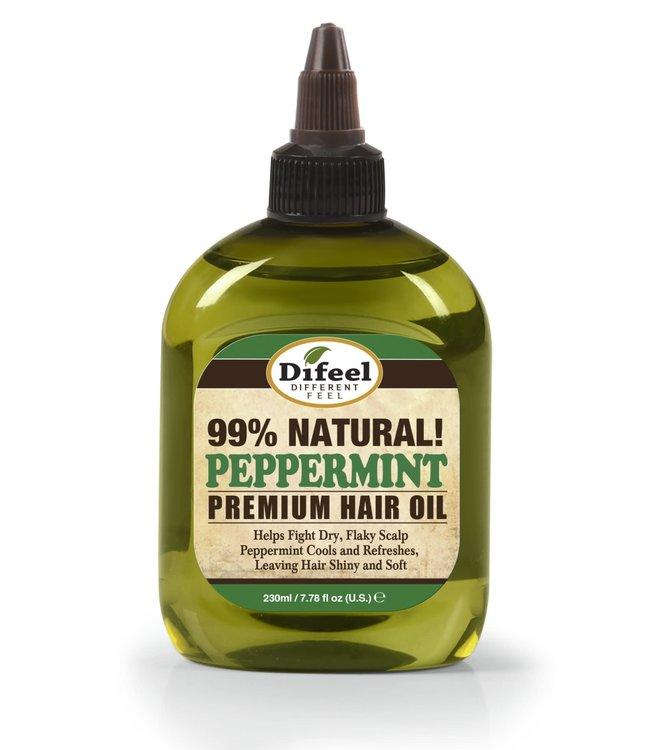 Difeel 99% Natural Hair Peppermint Oil 7.78oz