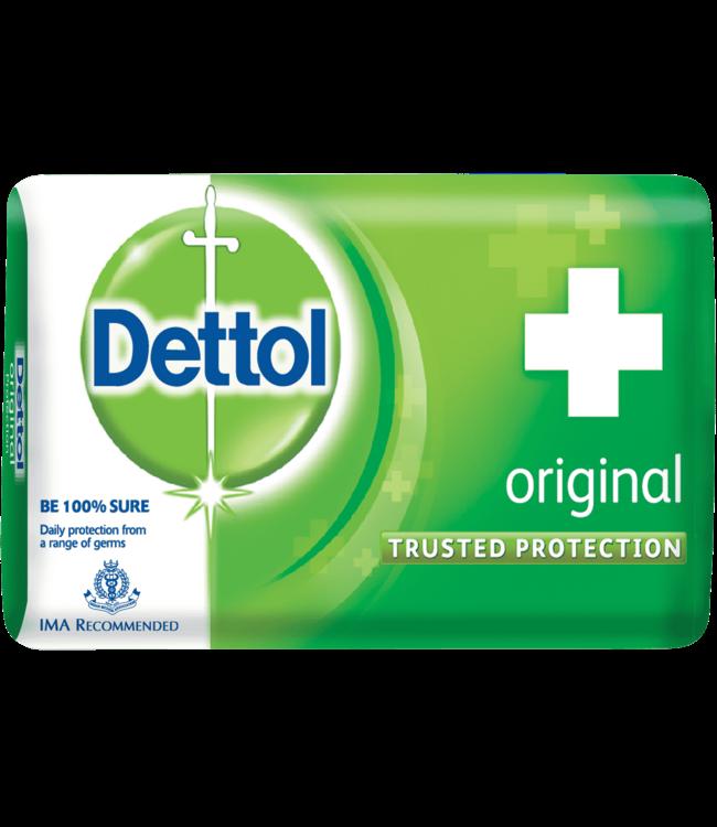 Dettol Original Protect Antibacterial Bar Soap 100g
