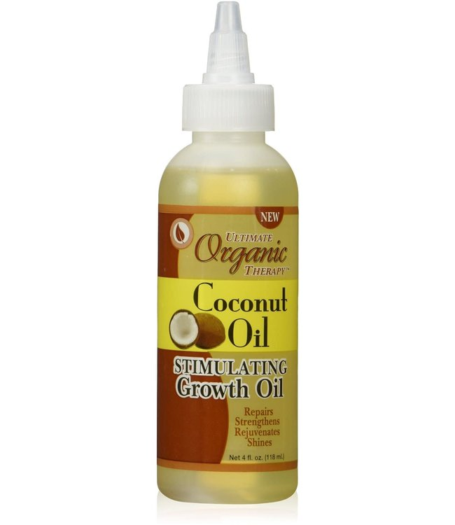 Africa's Best Ultimate Originals Therapy Coconut Oil Stimulating Growth Oil 4oz