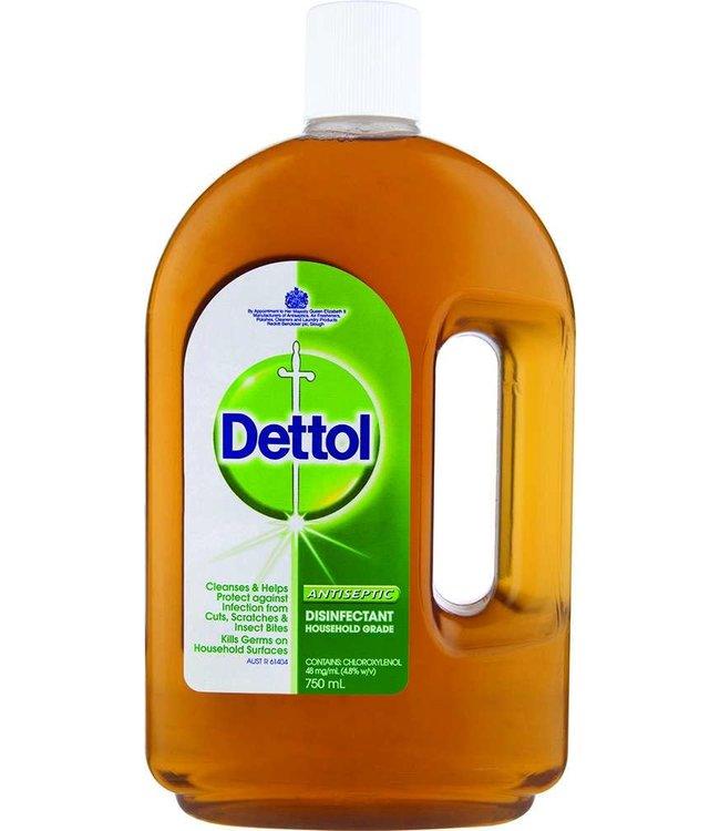 Dettol Dettol Antiseptic 750ml