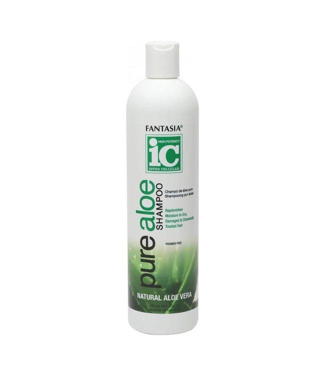Fantasia IC Pure Aloe Shampoo 16oz